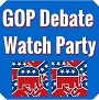GOP Debate Watch Party 90x