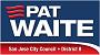 Pat Waite Campaign Logo